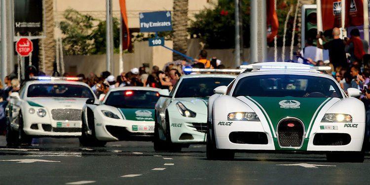 Las carreras ilegales se convierten en un serio problema en Dubai