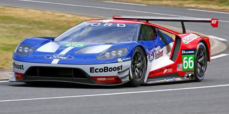 Ford consigue la pole en su retorno a Le Mans