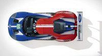 Ford GT 2017: un proyecto creado solo para ganar