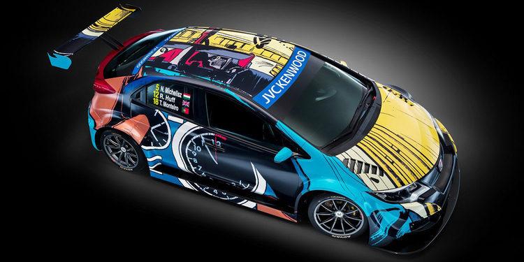 Honda presenta la imagen que llevará en el Festival de Goodwood