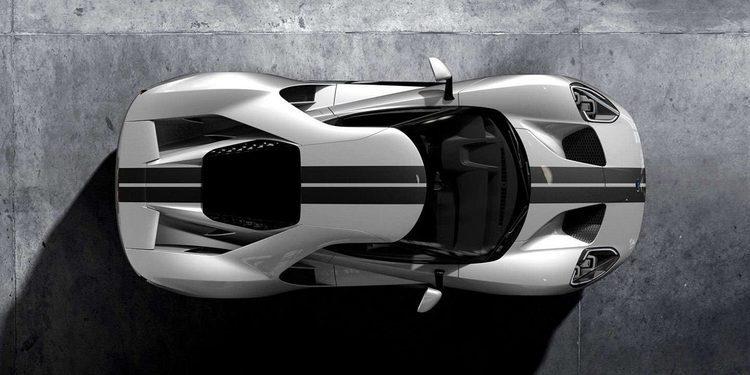 Presentan el Ford GT 2017 definitivo en Le Mans por sorpresa