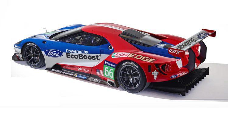 Éxito del Ford GT en las 24 Horas de Le Mans 2016