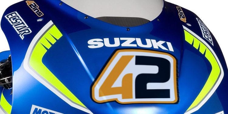 Alex Rins firma con Suzuki por dos años
