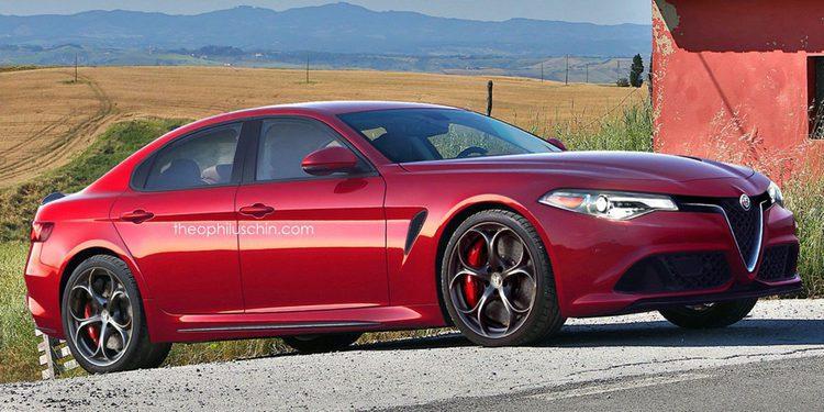 Alfa Romeo podría lanzar el sucesor del 166 en 2018