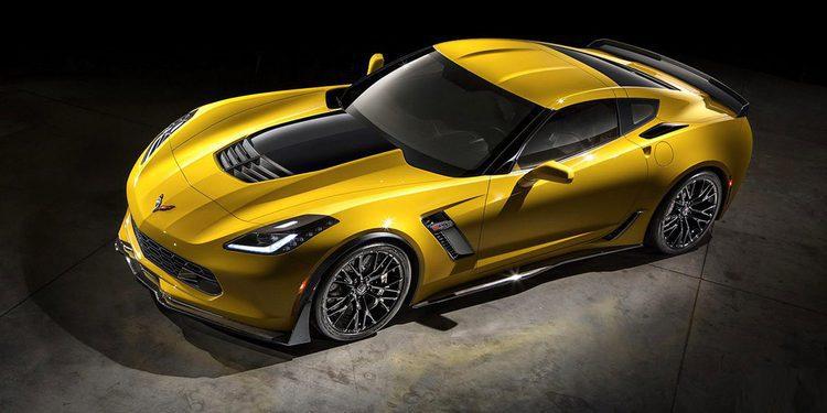 Chevrolet estrena el Grand Sport en Europa junto a la gama 2017 del Corvette