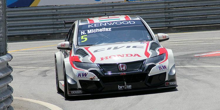 Norbert Michelisz se impone en la sesión de Testing en Vila Real