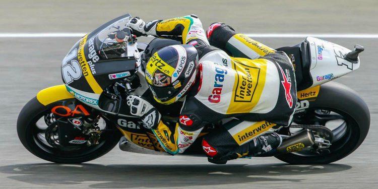 Moto2: Thomas Luthi el mejor, de momento...