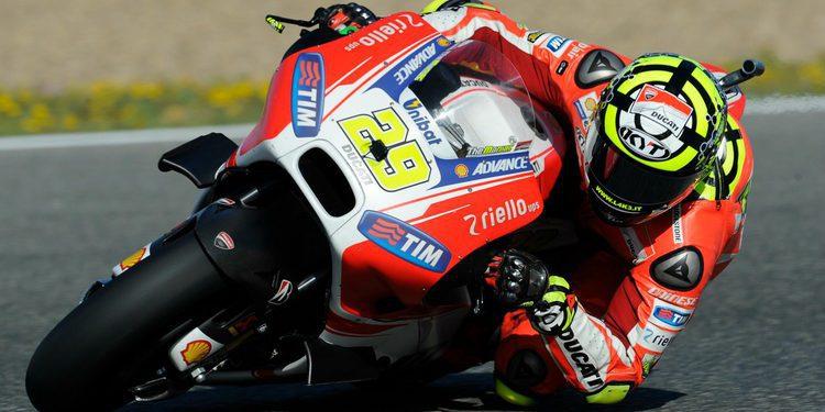 MotoGP: Andrea Iannone dueño y señor del viernes
