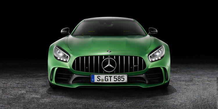 Presentado el nuevo y radical Mercedes AMG GT R