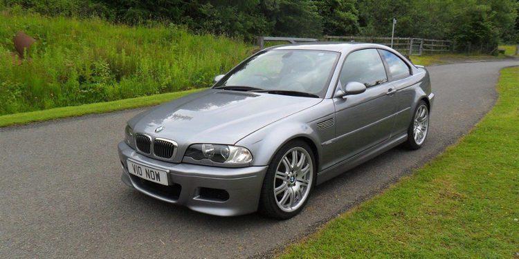 En venta BMW M3 E46 con el bloque V10 del M5