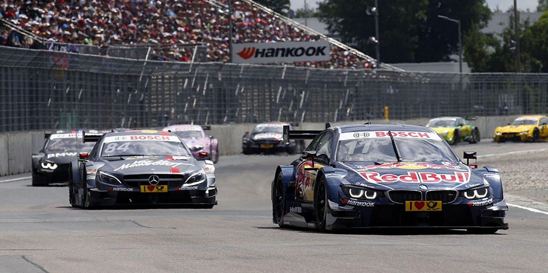 Nico Muller y Audi vencen la segunda carrera en el Norisring