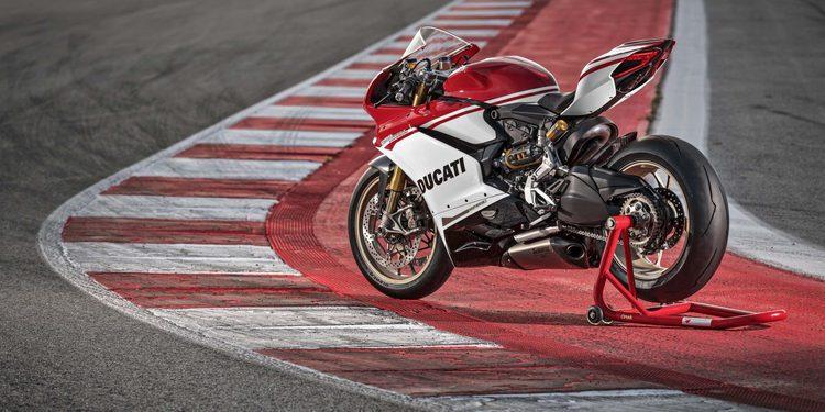 Ducati 1299 Panigale S Anniversario edición limitada por los 90 años de Ducati