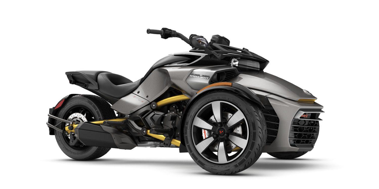 Can Am Spyder >> Can Am Spyder F3 Spider S 2017 y edición especial Daytona 500 - Motor y Racing