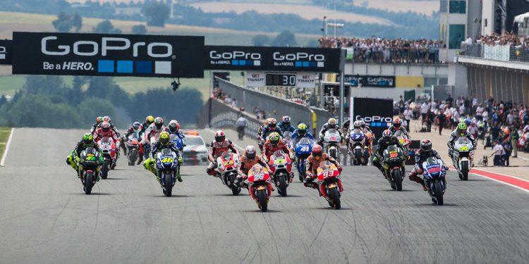Detalles del GP de Alemania MotoGP, horarios y mirada a 2015