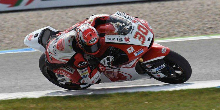 Moto2: Nakagami golpea dos veces el viernes