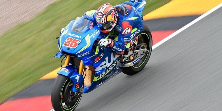 MotoGP: Maverick Viñales y Suzuki los mejores del viernes