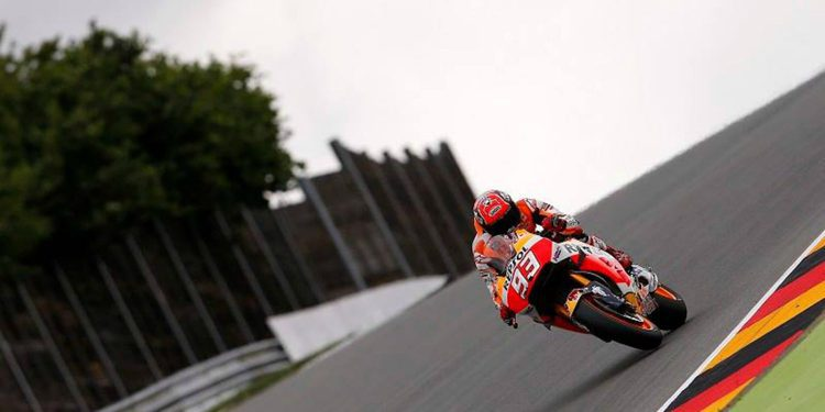 MotoGP: Deja vu de Márquez y pole