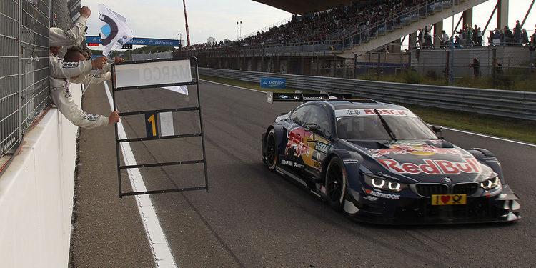 Marco Wittmann, satisfecho de superar problema técnico para ser segundo