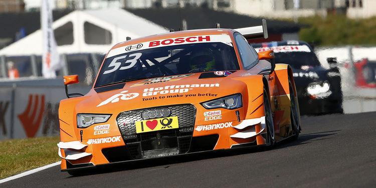 Jamie Green se alza con la pole para la carrera de hoy en Zandvoort