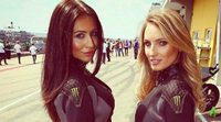 Paddock Girls del Gran Premio de Alemania 2016