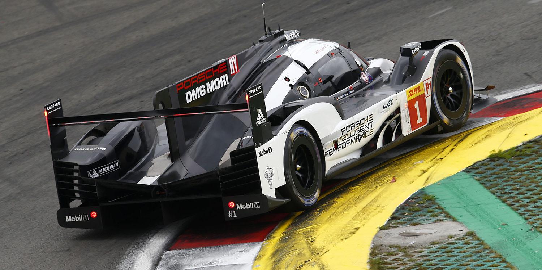 Porsche gana unas 6 Horas de Nürburgring cargadas de emoción