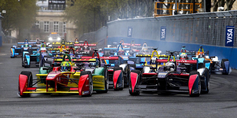 Diez equipos inscritos para la tercera temporada de la Fórmula E