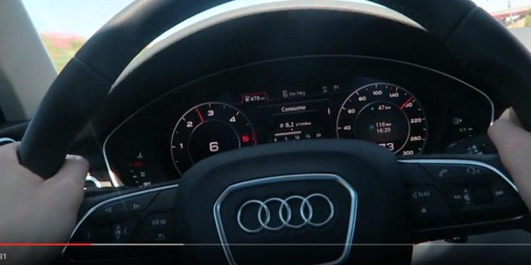 Un Youtuber español se graba a 173 km/h y lo cuelga en la red