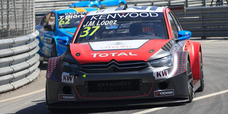 Citroën se prepara para la cita de Termas de Río Hondo