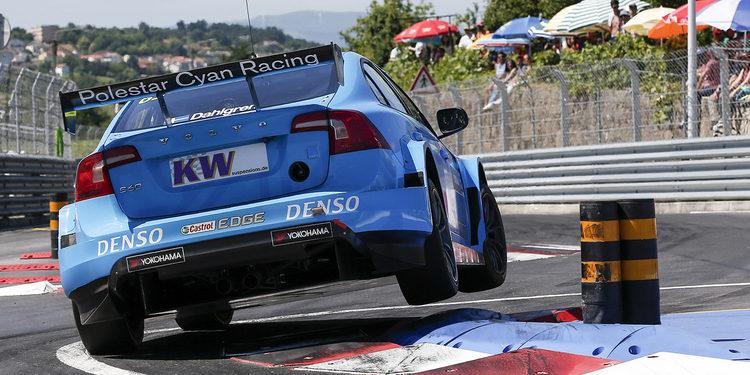 Polestar Cyan Racing reanuda su campaña en Termas