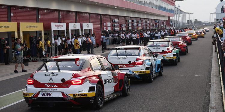 Los pilotos del WTCC completan el shakedown en Termas