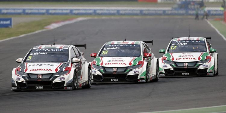 Honda gana el MAC3 en Termas de Río Hondo