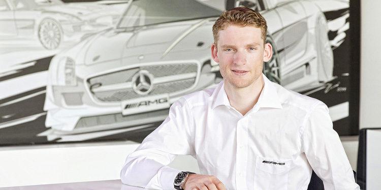 Maro Engel debutará en la Fórmula E con Venturi