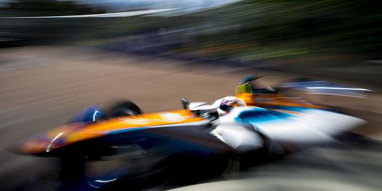 António Félix Da Costa a Amlin Andretti en la Fórmula E