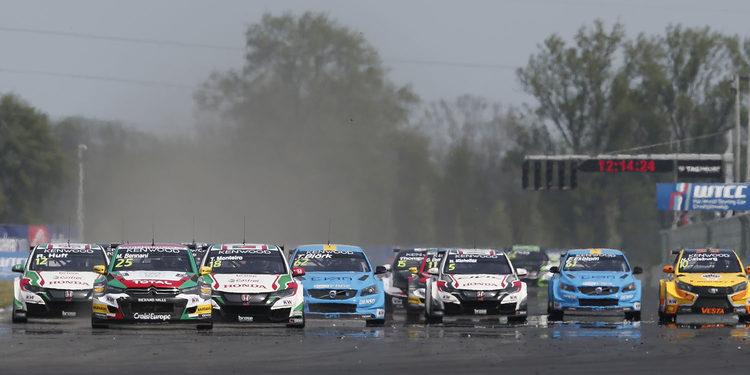 Se cancela la carrera de Tailandia del WTCC