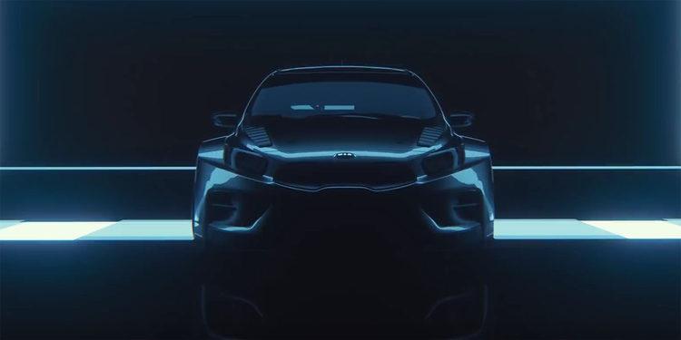 Primer video del Kia Cee'd TCR desarrollado por STARD