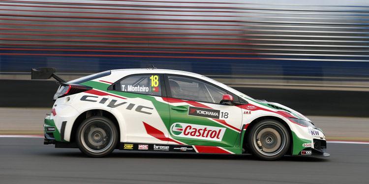 Honda llevará el lastre máximo en Motegi