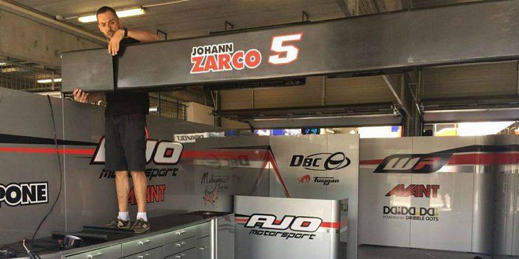 Moto2: Johann Zarco da el primer golpe en Brno