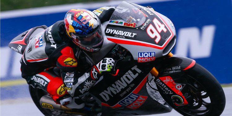 Moto2: Folger consigue la victoria en Brno
