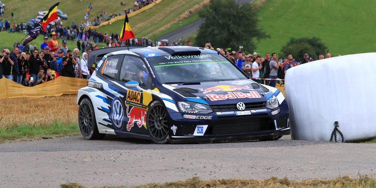 WRC: Sébastien Ogier se reencuentra con la victoria en Alemania