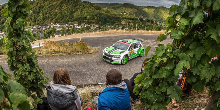 WRC: Crónica de las categorías soporte en Alemania