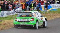 Rally de Alemania: Resumen de las categorías soporte