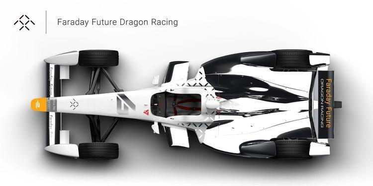 Faraday Future se une a Dragon Racing en la Fórmula E