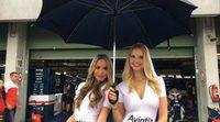 Paddock Girls del Gran Premio de la República Checa 2016