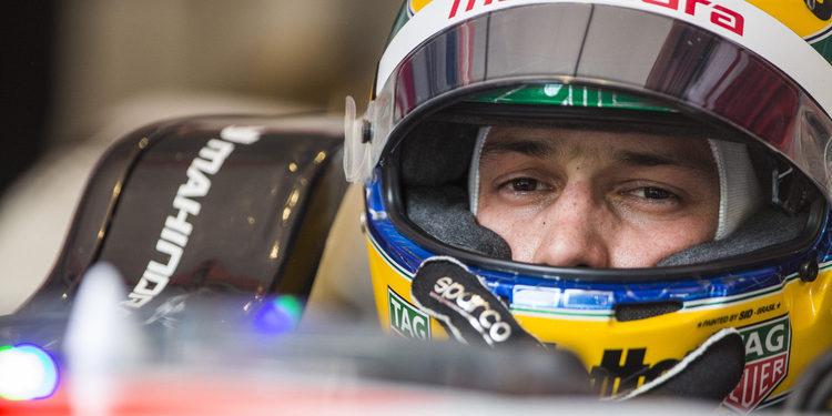 Fórmula E: Bruno Senna se despide del campeonato eléctrico