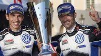 WRC: Así están las clasificaciones tras el Rally de Alemania