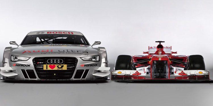 DTM y F1, dos grandes campeonatos que confluyen