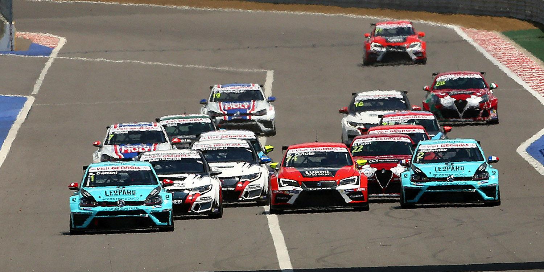 Las TCR Series se dirigen a Buriram para la octava cita del año