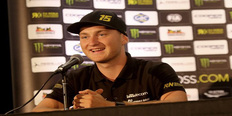 Reinis Nitiss dejará Münnich Motorsport tras Lohéac