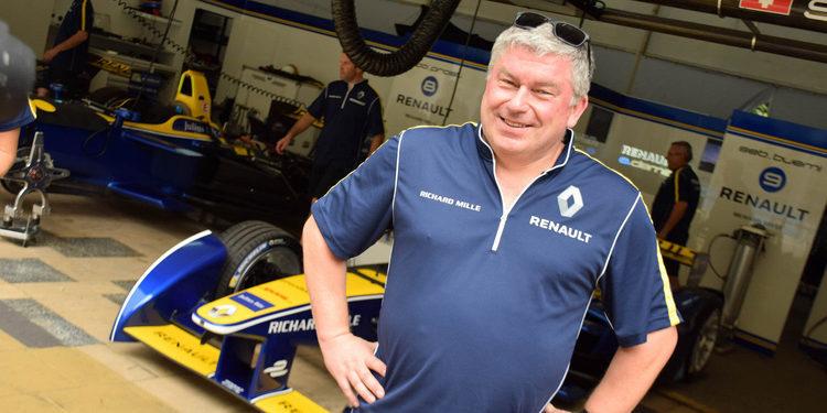 Fórmula E: Preparando la quinta temporada
