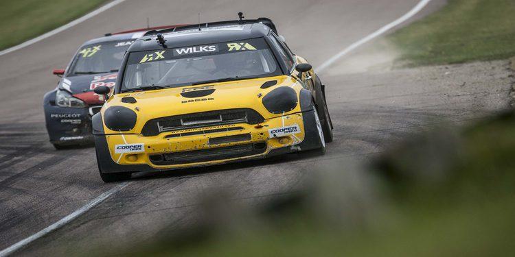 Guy Wilks correrá en Barcelona con JRM Racing